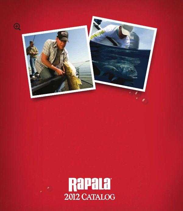 Rapala Catalog 2012