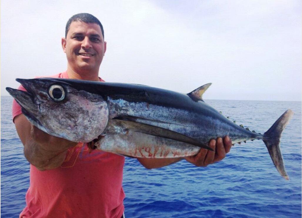 Trolling for Tuna Albacore - Israel - Fishing-Master